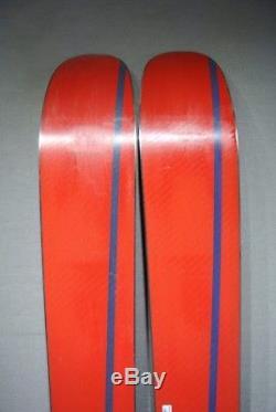 SKIS Big Mountain-FACTION CANDIDE 3.0- Marker GRIFFON bindings-186cm