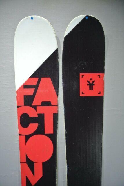 Skis Big Mountain-faction Candide 3.0- Marker Bindings-176cm