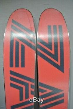 SKIS Freeride/All Mountain- ZAG ROCK-174cm with Marker bindings