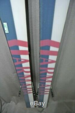 SKIS Freestyle/Pipe-ARMADA T-HALL with MARKER GRIFFON bindings-171cm