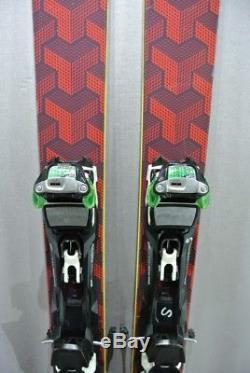 SKIS Touring-BLACK CROWS CAMOX-Marker TOUR bindings & SKINS -181cm