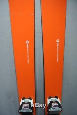 SKIS Touring/Freeride-DPS WAILER 99 HYBRID SKIS-Marker TOUR bindings-192cm