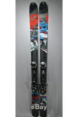 SKIS Touring- K2 HARDSIDE with MARKER BARON bindings-174cm