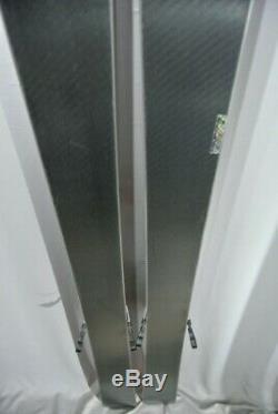 SKIS Touring light skis -ZAG UBAC- Marker TOUR bindings-174cm