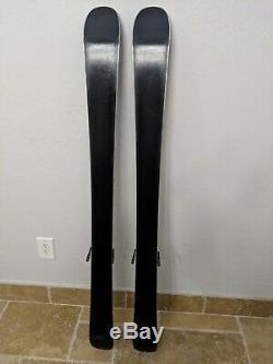 Salomon NFX JR Skis 2017, L=140cm L. W=122-85-112. Marker M7.0 Free Jr Bindings
