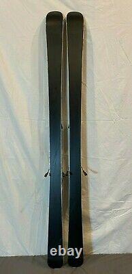 Salomon Scramber 160cm 110-73-99 r=15.9m Spaceframe Skis withMarker M 900 Bindings