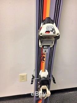Scott P4 Powder Skis 181cm withMarker Griffon 12 Bindings