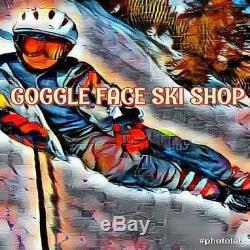Skis Powder All Mtn. K2 Gotback 153cm Marker Baron Bindings Aaa+new Awesome