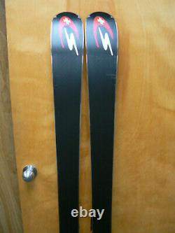 Stockli Laser AX Skis 175cm with Marker Race Xcell 12 Bindings Skied Five Runs