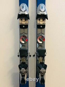 Stockli Spirit Downhill Carving Skis 170 cm. Marker Titanium Demo Bindings