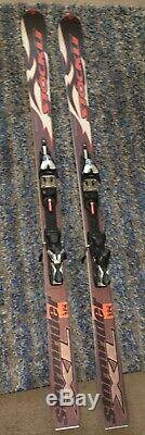 Stockli Stormrider XL Downhill Skis Marker comp 14.0 Bindings 174 cm