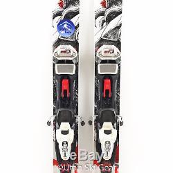 USED 170 Volkl Mantra Skis 12/13 Marker Baron EPF Alpine Touring Bindings Small