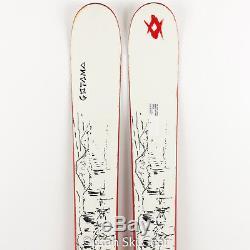 USED 176 Volkl Gotama Skis 06/07 Marker 12.0 Free Bindings All-Mountain Twin Tip