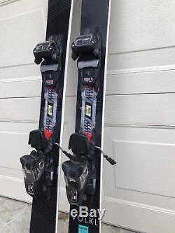 USED 2017 Volkl Kenja Skis 149cm with Marker Squire D Bindings