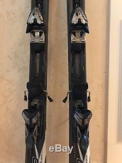 Unlimited Ac30 Skis + Marker Motion Ipt 12.0 Piston Ski Bindings