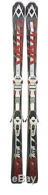 Used 2012-2013 Volkl RTM 80 Expert Ski with Marker iPT Wideride Binding 166cm C