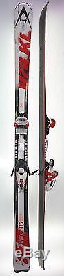 Used 2014 Volkl RTM 81 Expert Ski with Marker RTM Binding 176cm C
