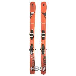 Used 2015 Blizzard Bonafide Mens Ski With Marker Griffon Bindings 180cm Used