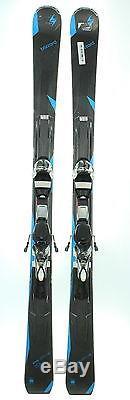 Used 2015 Blizzard Viva x810 Ti Women's Snow Ski with Marker Viva Binding C