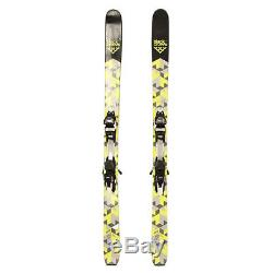 Used 2017 Black Crows Orb Skis Marker Griffon Bindings A Cond 178cm Used