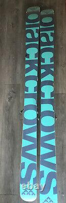 Used 2020 Black Crow Atris Skis 178.3cm With Demo Marker Griffin Bindings