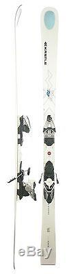 Used Kastle MX 70 Advance Shape Ski with Marker K12 Binding 160cm C