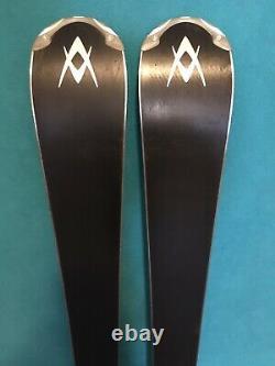 VOLKL Attiva Oceana 156cm Skis With Marker Attiva 10 Din Bindings