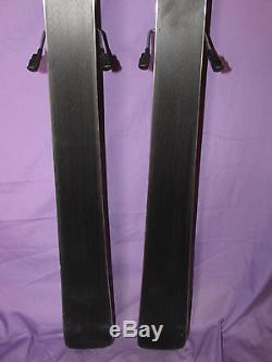 VOLKL Carver 20-20 Motion Skis 163cm with Marker Motion M10 Integrated Bindings