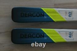 VOLKL DEACON 170cm R16,1m + MARKER 10 Bindings