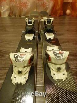 VOLKL Gotama 178cm All Mountain skis Full Tip Rocker WithMarker Griffon bindings