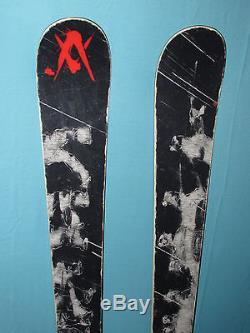 VOLKL Gotama Jr kid's skis 148cm with Marker 7.0 kids youth ski bindings SNOW