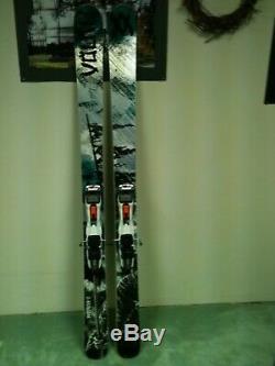 VOLKL KATANA 184 cm SKIS with Marker Duke Bindings