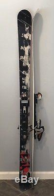 VOLKL MANTRA ALPINE TOURING SKIS WithMARKER DUKE BINDINGS 177CM- GREAT PRICE