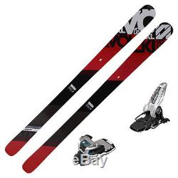 VOLKL MANTRA (European Edition) SKIS with Marker Griffon13 Binding NEW 115332K