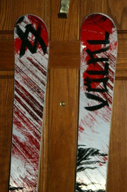 Volkl Mantra 177cm Skis With Marker Jester Bindings