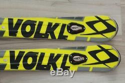 VOLKL RACETIGER SC UVO 150cm R11.4m + MARKER Bindings