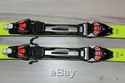 VOLKL RACETIGER SL UVO 170cm R13.4m 2019 + MARKER Motion 12 Bindings