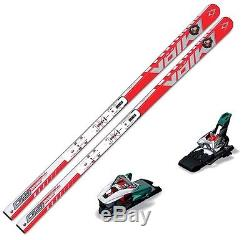 VOLKL RACETIGER SW GSR WC UVO With Marker Xcell 16 Binding/ Plate NEW 113872K