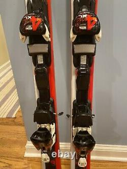 VOLKL RTM 78 SKIS With MARKER 4 MOTION XL BINDINGS 177cm