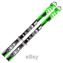 VOLKL RTM 8.0 Skis with Marker Fastrak TP 10 Bindings 137 or 151 cm NEW 116324