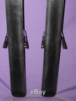 VOLKL RTM Jr Kids Skis 110cm Tip Rocker with Marker 4.5 Demo Adjustable Bindings