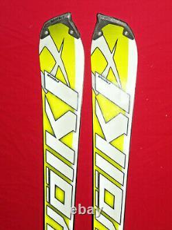 VOLKL RaceTiger Speedwall SL Race SKIS 165cm World Cup Marker Plates no bindings