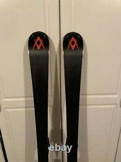 VOLKL Racetiger Speedwall SL JR Race Skis 145cm withMarker Race 12 Bindings