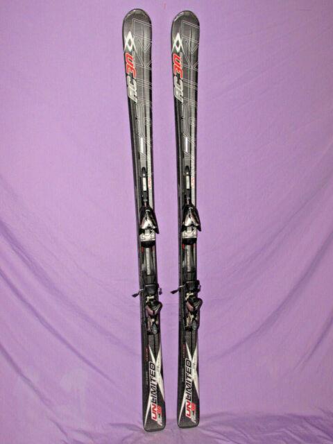 Volkl Unlimited Ac30 Skis 170cm With Marker Ipt Motion Adjustable Ski Bindings
