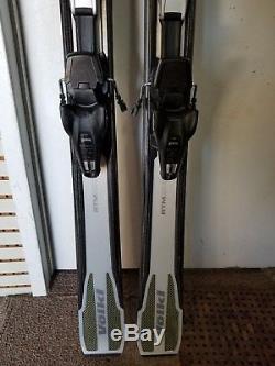 VOLKL V-WERKS RTM 84 176cm with MARKER BINDINGS