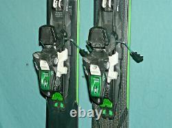 VOLKL V-Werks BMT-109 176cm with Marker Tour F12 AT Touring Bindings, Custom Skins