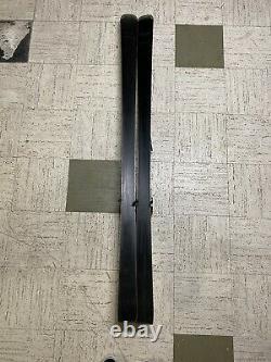 Volant Ti Titanium Power 185cm Steel Capped Skis withMarker Logic M8.1 Bindings