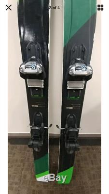 Volkl 100Eight Men's Used Demo Skis with Marker Demo Bindings Size 189cm