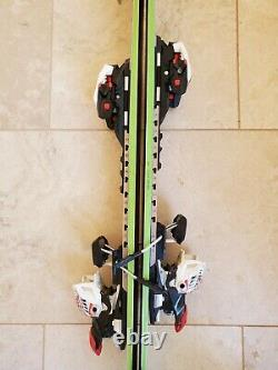 Volkl 2019 Deacon 76 Pro Skis withMarker Bindings & Worldcup Plates 181cm