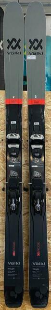 Volkl 90eight 2020 Ex-demo Skis + Marker Griffon 13 D Bindings 177cm (2)